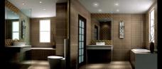 浴室卫生间设计图片