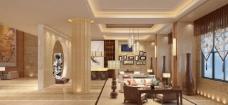 酒店大堂图片