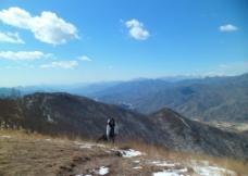 东灵山图片