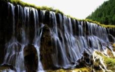 九寨之水图片