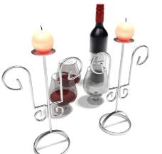 酒杯 酒杯模型圖片