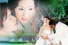 婚庆模版图片