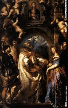毛鲁斯与圣徒图片