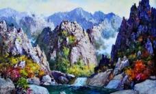 金刚山图片