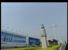 建筑背景视频素材