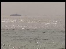 江水船只视频素材