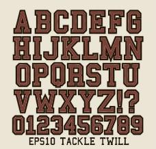 缝纫字母图片
