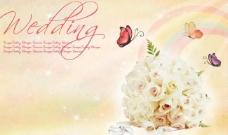 婚礼婚庆背景图片
