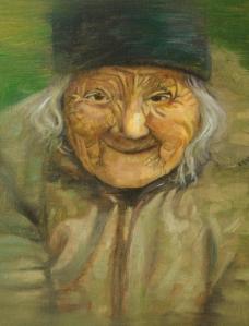 我的奶奶图片