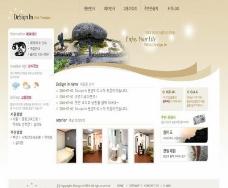家居设计网站模板图片