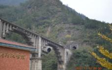 铁路高架桥图片