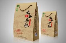 大米杂粮包装图片