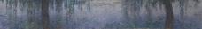 Water-Lilies, 1914-1926 [7]法国画家克劳德.莫奈oscar claude Monet风景油画装饰画