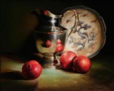 si200900163xl水果疏菜静物油画超写实主义油画静物