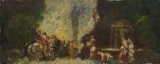15776 (53)高清西方古典人物宗教人物神话人物巴洛克艺术油画装饰画