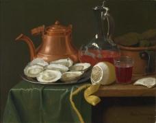 闈欑墿鍣ㄧ墿901 (23)实物杯子罐子器皿静物印象画派写实主义油画装饰画