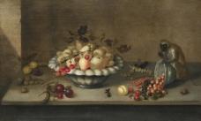 闈欑墿鏋滆敩901 (80)水果疏菜静物油画超写实主义油画静物