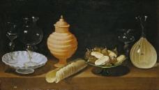 闈欑墿鍣ㄧ墿901 (40)实物杯子罐子器皿静物印象画派写实主义油画装饰画