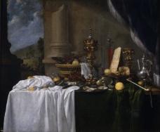 闈欑墿鍣ㄧ墿901 (24)实物杯子罐子器皿静物印象画派写实主义油画装饰画