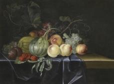 闈欑墿鏋滆敩901 (79)水果疏菜静物油画超写实主义油画静物