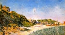Paul Signac 0018法国画家保罗西涅克Paul Signac新印象派点彩派风景建筑自然油画装饰画