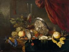 闈欑墿鍣ㄧ墿901 (25)实物杯子罐子器皿静物印象画派写实主义油画装饰画
