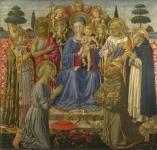 15776 (59)高清西方古典人物宗教人物神话人物巴洛克艺术油画装饰画