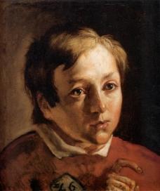 Western-241高清西方现代人物油画国外油画大师人物油画作品