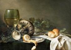 闈欑墿鍣ㄧ墿901 (26)实物杯子罐子器皿静物印象画派写实主义油画装饰画