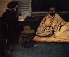 Paul Cézanne 0141法国画家保罗塞尚paul cezanne后印象派新印象派人物风景肖像静物油画装饰画