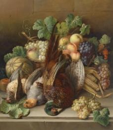绾︾憻澶锋煰鍕掍箶浣滃搧水果疏菜静物油画超写实主义油画静物