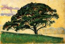 Paul Signac 0016法国画家保罗西涅克Paul Signac新印象派点彩派风景建筑自然油画装饰画