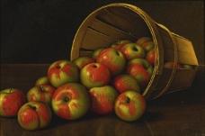 闈欑墿鏋滆敩901 (81)水果疏菜静物油画超写实主义油画静物