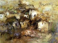 山村风景图片