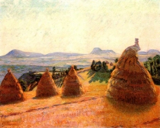 Arman Giyomen 0110法国画家Arman Giyomen印象派风景油画装饰画人物油画装饰画