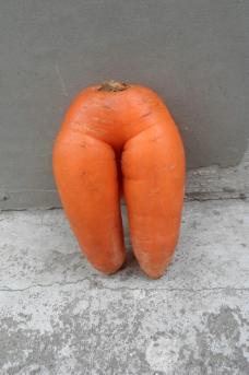 异型萝卜图片