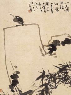 一天烟雨暗江洲图片