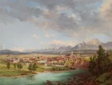 奥地利小镇图片