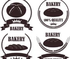 面包标签图片
