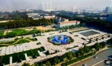 邯郸市丛台广场图片