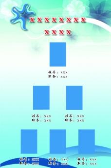版面 组织机构 树形图片
