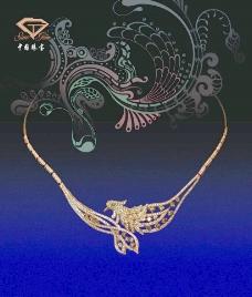中国珠宝p5项链图片