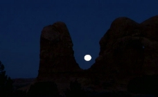 月亮视频素材