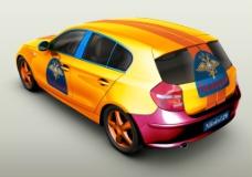 汽车模板图片