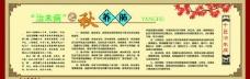 中医展板图片
