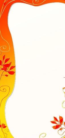 秋季展板图片