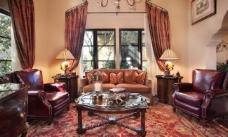 别墅客厅图片