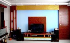 室内装修_电视背景墙图片