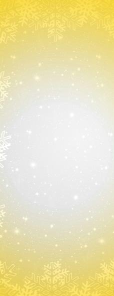 圣诞雪花背景图图片