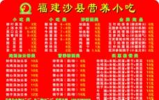 福建沙县营养小吃图片